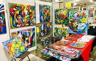 """National artists thrill art lovers in France <span class=""""color_red"""">[PHOTO/VIDEO]</span>"""