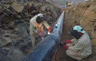 """Azerbaijan working on sustainable water supply in Shusha <span class=""""color_red"""">[PHOTO]</span>"""