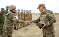 """Deputy defence chief inspects engineer-sapper troops <span class=""""color_red"""">[PHOTO/VIDEO]</span>"""