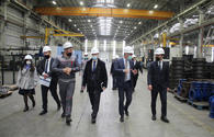 """Azerbaijan invites Germany to invest in industrial parks <span class=""""color_red"""">[PHOTO]</span>"""