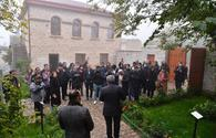 """Press attachés, foreign journalists visit Shusha <span class=""""color_red"""">[PHOTO]</span>"""