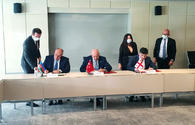 """Baku, Tbilisi, Istanbul to set up trilateral customs committee <span class=""""color_red"""">[PHOTO]</span>"""