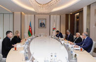 """Algerian Sonatrach interested in cooperation with SOCAR <span class=""""color_red"""">[PHOTO]</span>"""