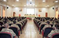 """Azerbaijan awards servicemen who took part in peacekeeping mission in Afghanistan <span class=""""color_red"""">[PHOTO]</span>"""