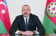 """Chronicles of Victory: President Ilham Aliyev addresses the nation on October 17, 2020 <span class=""""color_red"""">[PHOTO/VIDEO]</span>"""