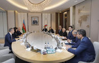 """SOCAR, TOTAL mull oil, gas cooperation <span class=""""color_red"""">[PHOTO]</span>"""
