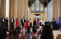 """Festival of Vocalists: Baku Music Academy marks its 100th anniversary <span class=""""color_red"""">[PHOTO]</span>"""