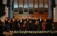 """Int'l Festival of Vocalists opens in Baku <span class=""""color_red"""">[PHOTO/VIDEO]</span>"""