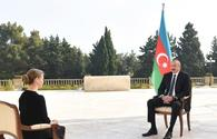 """Chronicles of Victory: President Ilham Aliyev interviewed by Russian TASS news agency on October 19, 2020 <span class=""""color_red"""">[PHOTO/VIDEO]</span>"""
