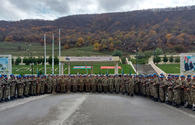 """Defence chief inspects newly-launched military unit <span class=""""color_red"""">[PHOTO/VIDEO]</span>"""