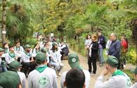 """Eco-scout camp held in Lankaran <span class=""""color_red"""">[PHOTO]</span>"""
