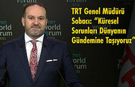 TRT official: Regional, global topics eyed at channel's int'l forum