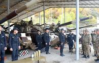 """Azerbaijan's military units in Kalbajar, Lachin undergo inspection amid coming winter <span class=""""color_red"""">[PHOTO/VIDEO]</span>"""