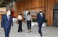 """President inaugurates renovated sports arena, new DOST center <span class=""""color_red"""">[UPDATE]</span>"""