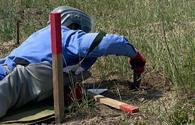 """About 48,500 mines, munitions defused in Karabakh in past 11 months <span class=""""color_red"""">[PHOTO]</span>"""