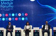"""TURKIC.World project presented at media forum of Turkic Council <span class=""""color_red"""">[PHOTO]</span>"""
