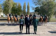 """First VP shares photos from visit to Gubadli with president <span class=""""color_red"""">[PHOTO]</span>"""
