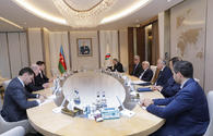 """SOCAR, BP eye oil, gas cooperation <span class=""""color_red"""">[PHOTO]</span>"""
