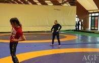"""Women's wrestling team to compete in Serbia <span class=""""color_red"""">[PHOTO]</span>"""