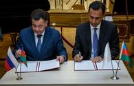 """Mugham Center signs MoC with Russian museum <span class=""""color_red"""">[PHOTO]</span>"""