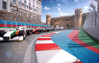 """Baku City Circuit holds charity event """"From heart to heart"""""""
