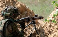 Armenian armed units violated ceasefire with Azerbaijan