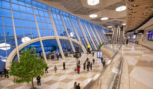 Heydar Aliyev International Airport in TOP-100 of world's best airports
