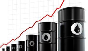 Oil prices up amid talks on deeper production cuts
