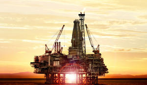 SOCAR drilling new well at offshore Chilov field