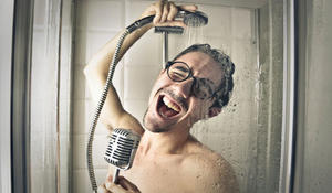 Why should you not shower too often?