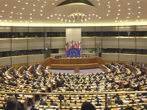 European Union parliament seeks suspension of Turkish accession talks