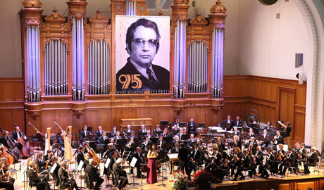 List of 20th-century classical composers