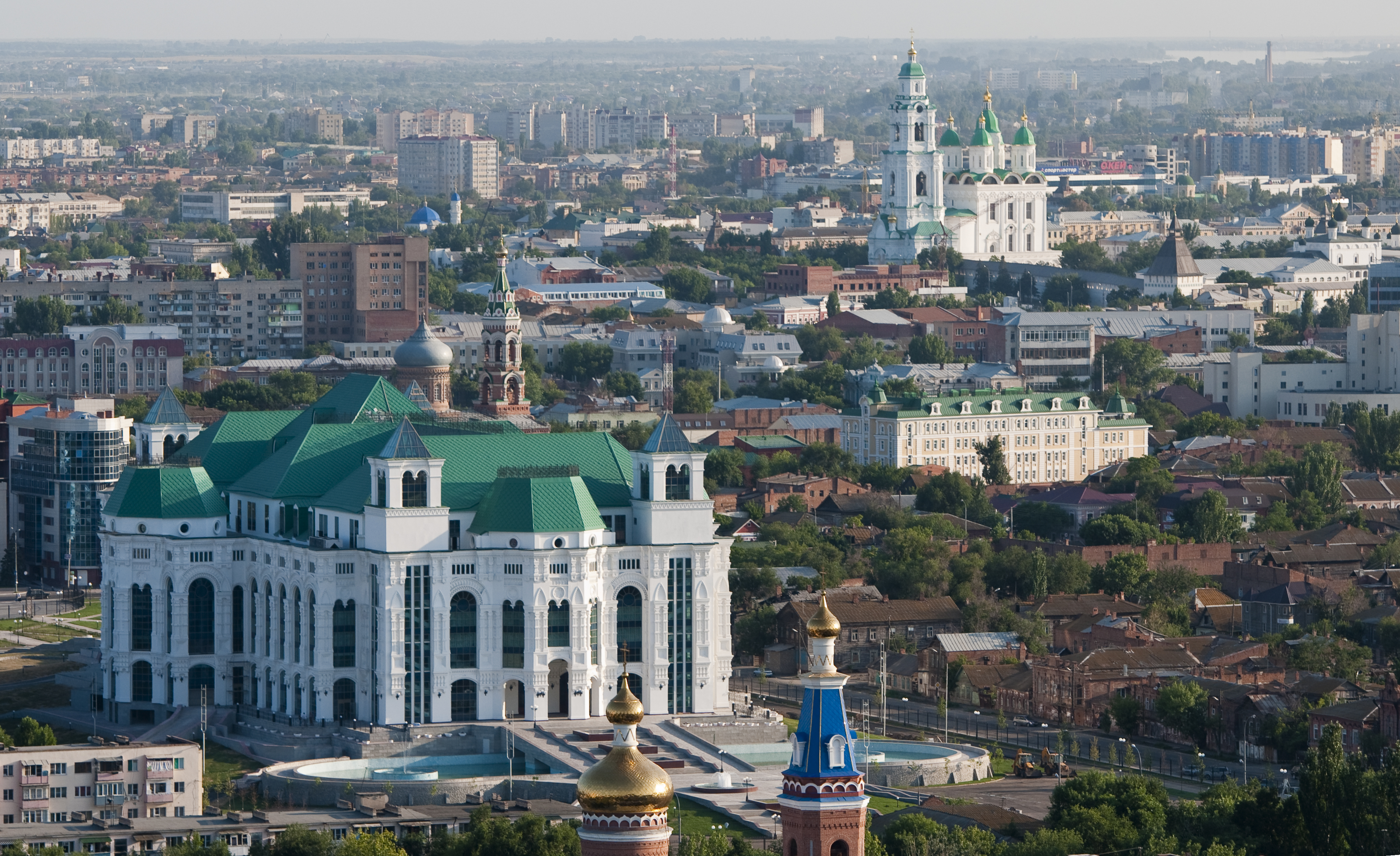 How to get to Astrakhan 51