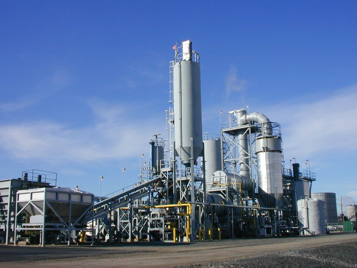 Biggest Concrete Plant In The Usa : Mini cement plants may appear in turkmenistan