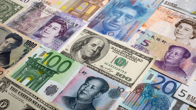 Euro Drop A Turning Point For Central Bank Reserves Currencies