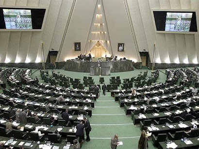 Iran Parliament approves anti-US bill