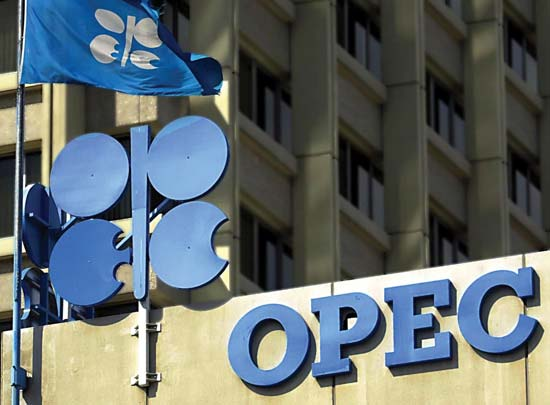 OPEC talks production cuts at previously unannounced meeting